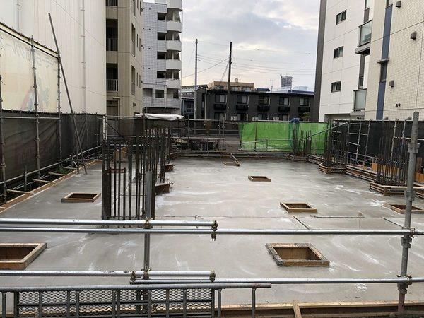 小田急線「向ヶ丘遊園駅]徒歩3分 総合飲食ビル (仮称)AMZA  6F-1お申込が入りました!